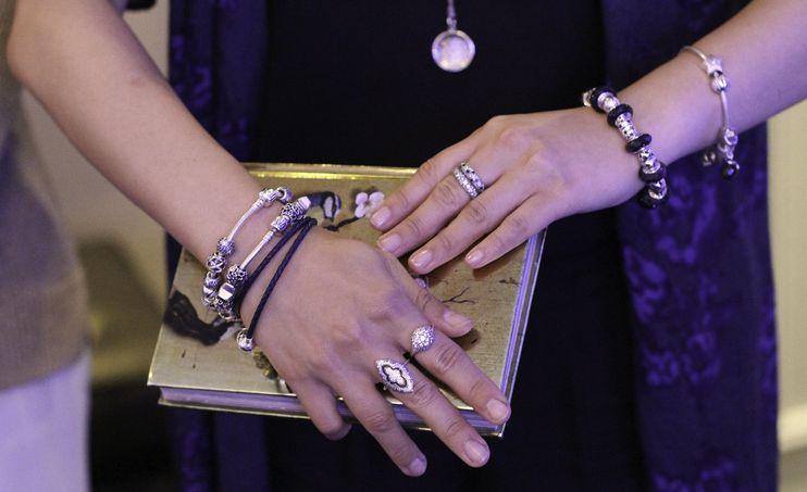 Украшения в стиле пандора браслеты, кольца