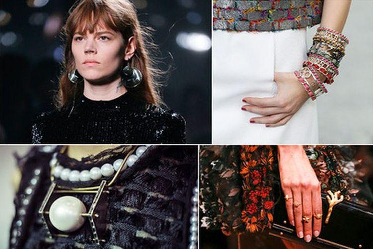 Модные тенденции бижутерии 2016 года