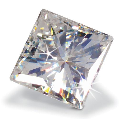 Огранка камней виды - квадрат