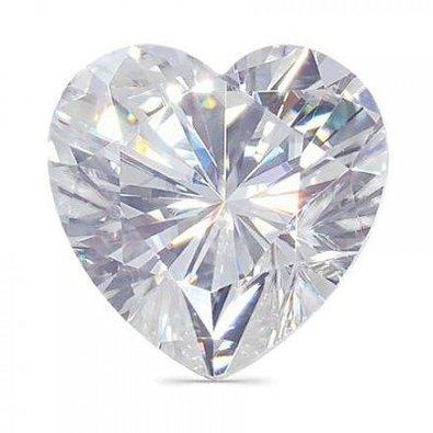 Огранка камней виды - сердце