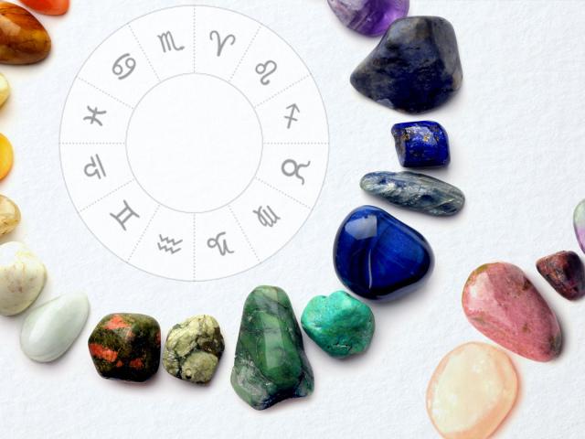 Гороскоп камней